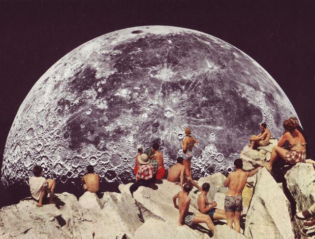 """""""Moonrise"""" by Beth Hoekel"""