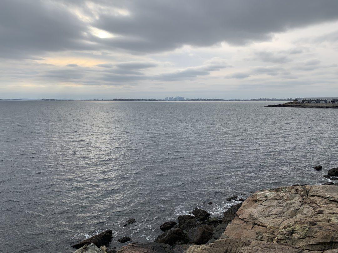 boston and the sea